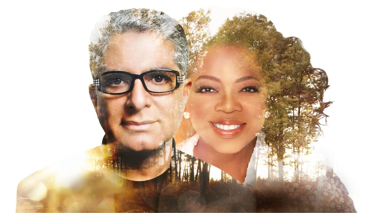 Deepak Chopra's 21 Day Meditation Challenge