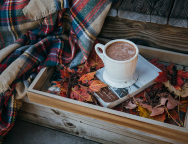 Vegan Hot Chocolate - healthy for the body, mind and soul, almond milk, almond milk hot chocolate