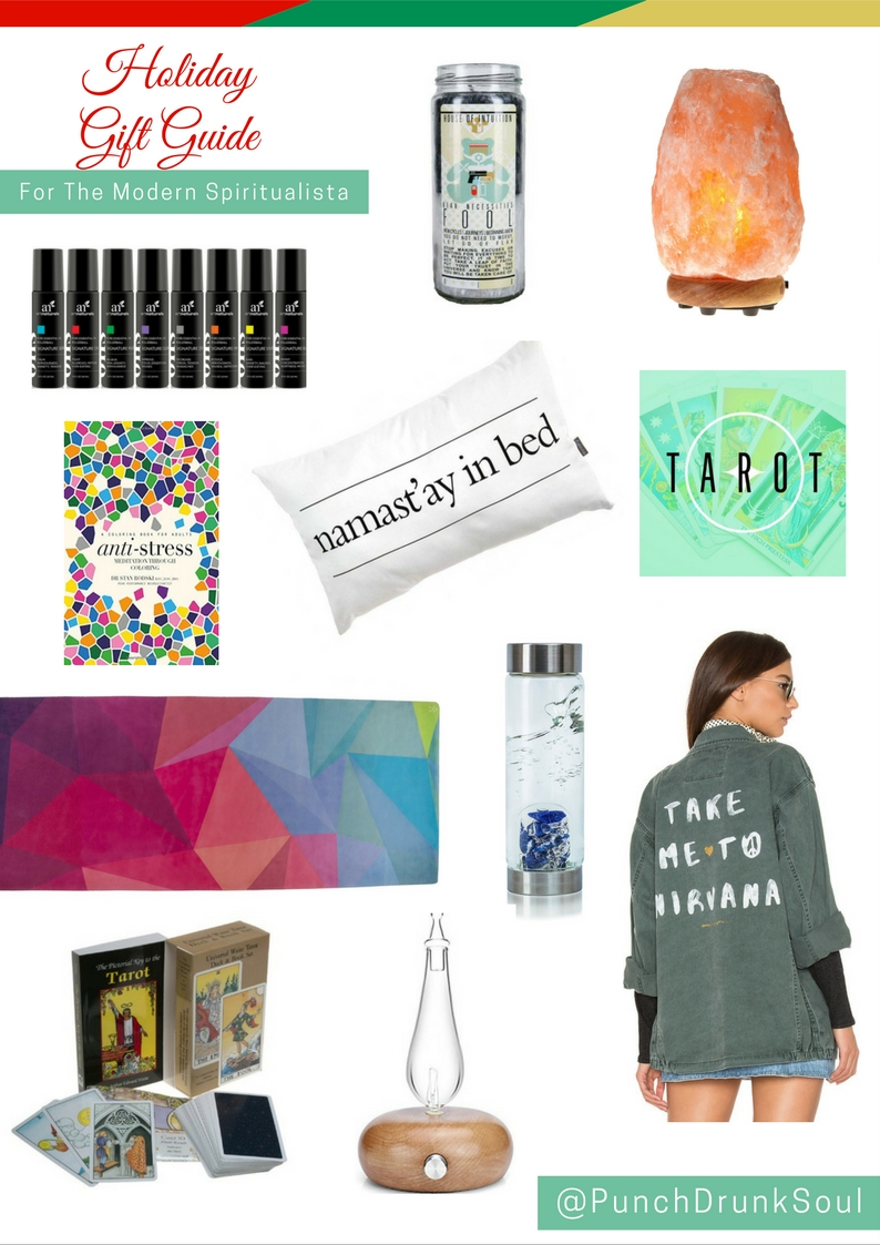 Wellness Christmas Gift Ideas For The Modern Spiritualista - Punch ...